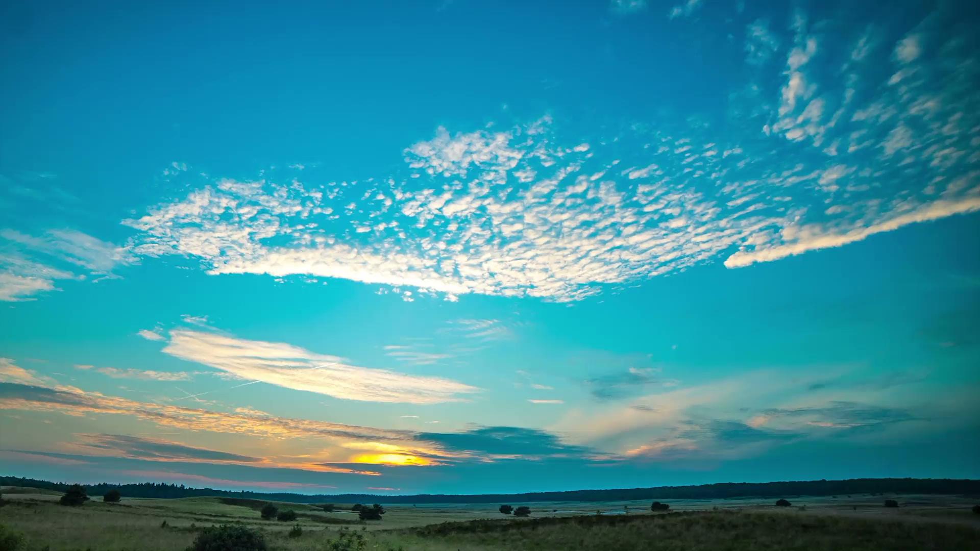 Sunset-Lapse